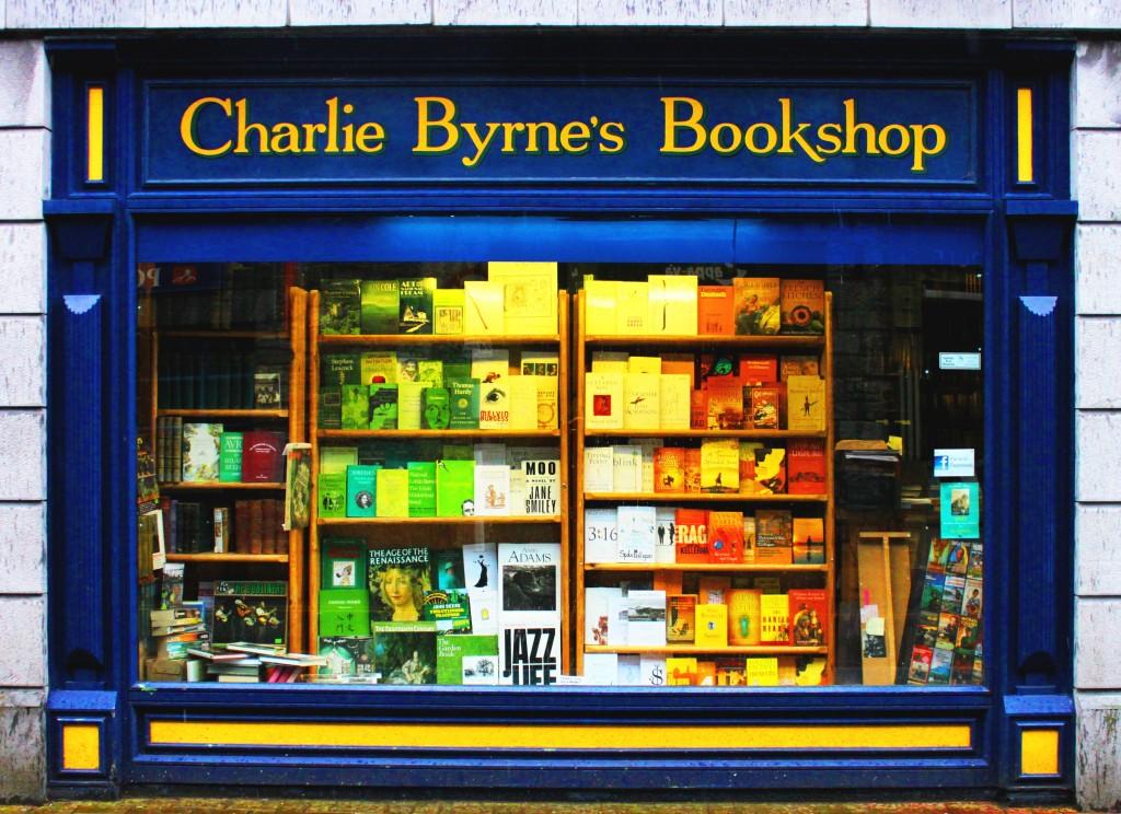 Charlie Byrnes shopfront